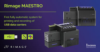 Rimage Maestro - USB Production System