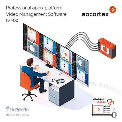 Eocortex Webinar am 15. Oktober