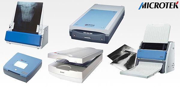 Microtek Medical Scanner