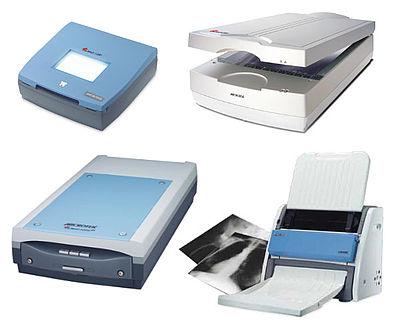 Microtek medical certified scanners