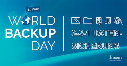 World-Backup-Day am 31. März