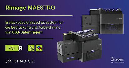 Rimage Maestro - USB Produktionssystem