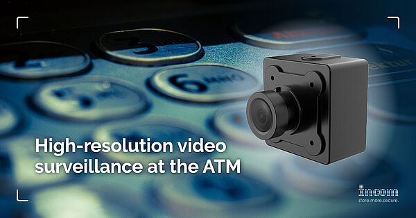 High-resolution video surveillance at ATMs