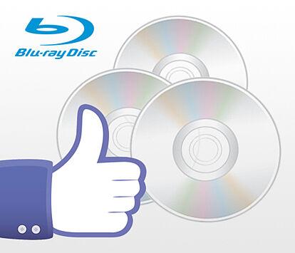 Facebook entwickelt mit Partner ein auf Blu-ray Medien basierendes Speichersystem