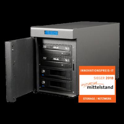StorEasy® WORM Appliance gewinnt Innovationspreis-IT in der Kategorie Storage/Netzwerk