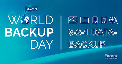 World Backup Day on 31 March