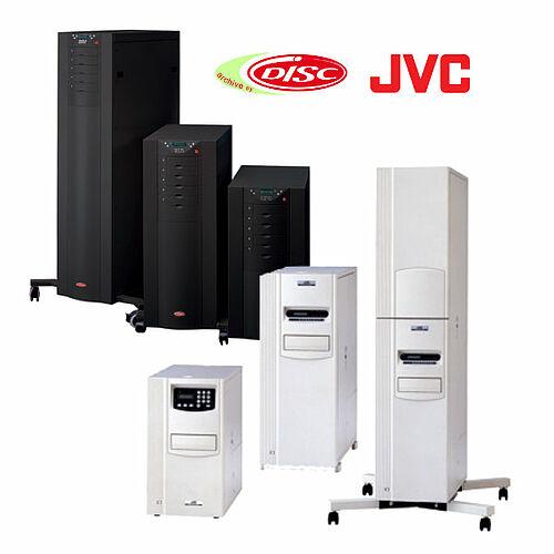 Jukeboxen von JVC und DISC (früher NSM)