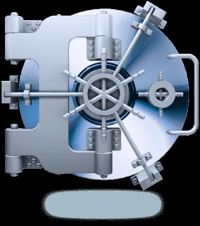 Datentresor - Wir sichern Ihre Werte