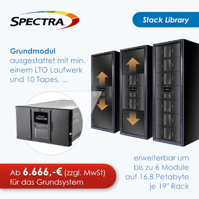 Spectra Stack Library