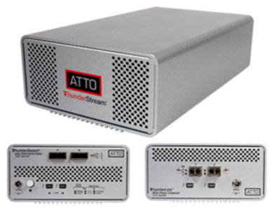 ATTO ThunderLink Adapter
