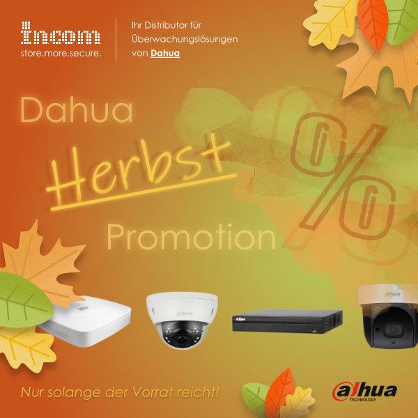 Dahua Herbst Aktion