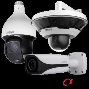 Videoüberwachungssysteme von Dahua