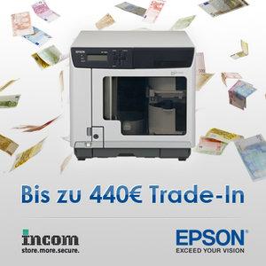Epson Trade-In Aktion: bis 440€ Stillegungsprämie